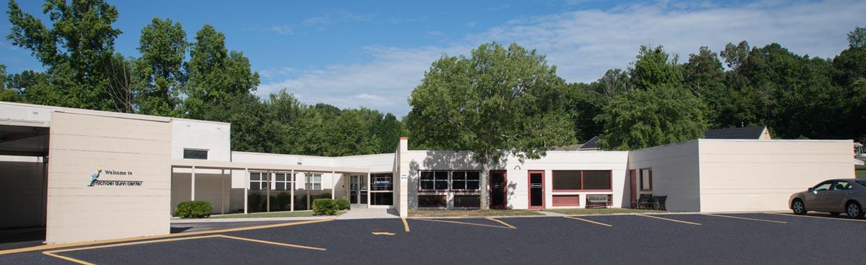 Michael Dunn Center Exterior